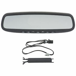 Oem 15 16 Legacy Outback Auto Dim Rear View Mirror Compass Homelink H501sal100