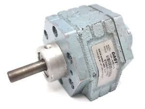 Gast 1up nrv 15 Rotarty Air Motor 1 2hp 6000rpm 8 6 5lb in