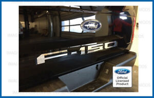 2018 Ford F150 Tailgate Inserts Decals Letters Indent Stickers Chrome Mirror