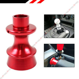 Red Manual Shifter Reverse Lock Out Lifter Lever Adapter Replacement For Subaru