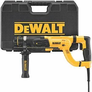Dewalt Sds Rotary Hammer Kit With Shocks 1 In 3553820