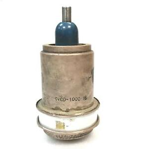 10 1000pf 3000v Variable Vacuum Capacitor Jennings Cvcd 1000 3s