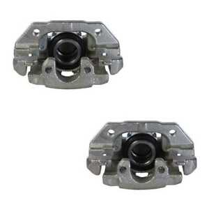New Pair Of Rear Brake Calipers Set Fits 03 06 Ford Expedition Lincoln Navigator