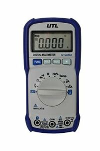 Uei Test Instruments Utldm2 Catiii Auto Ranging Multimeter 3560895