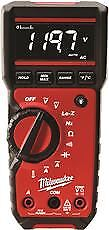 Milwaukee Digital Multimeter Milwaukee Electric Tool 2217 20