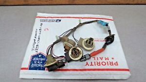1999 2004 Ford Mustang Tail Light Wiring Harness New Edge 2