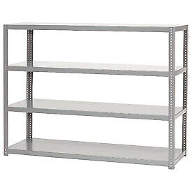 Global Industrial 968721 Extra Heavy Duty Shelving 48 w X 18 d X 60 h