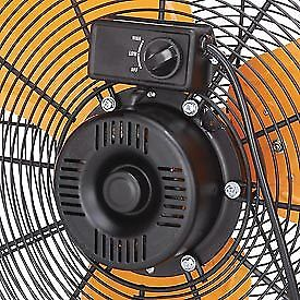 Global Industrial 292257 Replacement Fan Motor 2 3 Hp For Model 258320