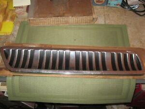 Nos 1958 Mercury Left Rear Moulding In Original Box
