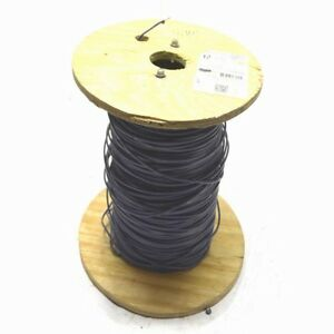 Encore Wire Thhn thwn 2 12awg 600v Vw 1 Solid Copper Wire Blue 890ft