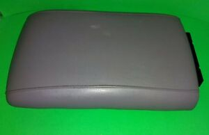 2003 2006 Oem Genuine Ford Expedition Center Console Lid Gray top Quality