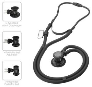 Mdf Sprague Rappaport Stethoscope In Blackout Mdf767 Bo