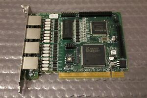 Digium Te405p Quad Span T1 e1 Pci Card For Asterisk Open Source Pbx