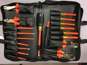 Cementex 10 000v Double Insulated Tool Kit its 30b sc