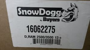16062275 Or 16062285 Same Snow Dogg Md Vmd Plow Mount