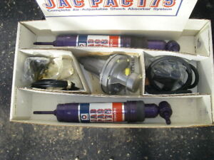 Nos 1960 S 70 S Gm Ford Chrysler Delco Jac Pac 175 Air Shock Kit