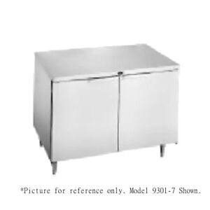 Randell 9302 7 Work Top Refrigerated Counter