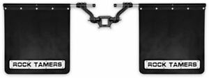 Rock Tamer 00108 Mud Flaps Protection Boat Watercraft Trailers Fifth Wheels