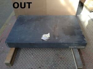 Black Granite Surface Plate 36 X 24 X 4