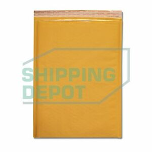 1000 5 10 5x16 Kraft Bubble Mailers Self Seal Envelopes 10 5 x16 Secure Seal