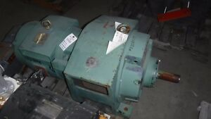 50 HP Eaton Variable Speed Electric Motor 170-1685 RPM A4-100320-0005 45V Cl