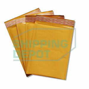 1 2000 0 6x10 Kraft Bubble Mailers Self Seal Padded Envelopes 6 x10 Secureseal