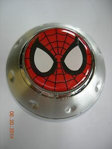 Spiderman Spider Man Mask Aluminum Gear Shift Knob Transmission Knob Shifter