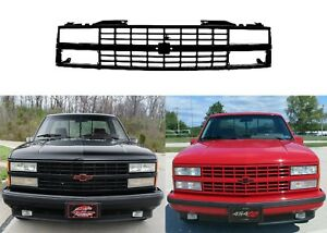 Replacement 454ss Sport Grill For 1988 1993 Chevrolet C1500 Blazer New Free Ship