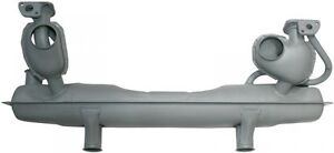Air Cooled Vw Type 1 Stock Style Muffler 1300 1600cc