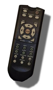 Ford Explorer 2003 2004 2005 Dvd Remote Control