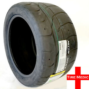 2 New Nitto Nt01 Competition Track Tires 245 45 17 245 45zr17 2454517