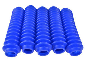 5 Royal Blue Shock Boots Fits Most Shocks For Jeep Universal Off Road Vehicles