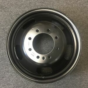 New 17 Dodge Ram 3500 Super Duty 2003 2017 Drw Oem Quality Steel Wheel Rim 2191