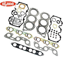 Engine Cylinder Head Gasket Set Stone 110420b025 New For Nissan Quest 1993