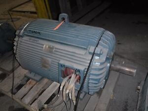 300 Hp Us Electric Motor 1800 Rpm 449t Frame Tefc 460 V 1 15 Sf