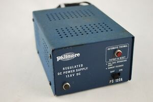 Philmore Regulated Power Supply 13 8 Volts Dc Model Ps122a