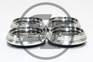 Rays Volk Gt 2 Low Type Aluminum Center Caps For Re30 Ce28n 16 18 Inch