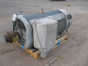 500 Hp Siemens Electric Motor 1800 Rpm 5011s Frame Tefc 460 V 1 15 Sf