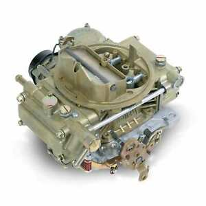 Holley 0 80450 Carburetor 600 Cfm