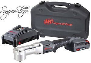 Ingersoll Rand W5330 k12 Right Angle Impactool Kit With 1 Battery Charger
