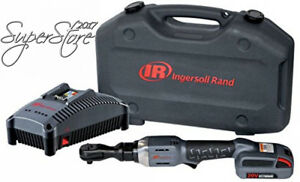 Ingersoll Rand R3130 k12 Cordless Ratchet With 1 Li on Battery Charger And