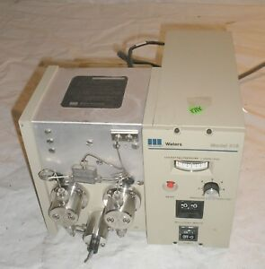 Millipore Waters 510 Hplc Solvent Delivery System Pump Model 510