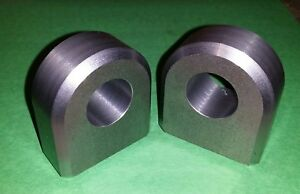 Heavy Duty Weld On Shackle Bracket D ring Clevis Hydraulics Mount Cnc Offroad