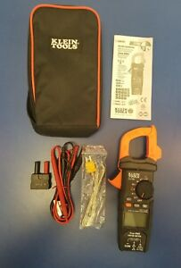 Klein Tools Cl700 600a Ac Auto ranging Digital Clamp Meter True Rms