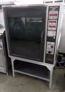 Henny Penny Scr 6 Rotisserie Oven With Racks Digital Controls 240v 1ph