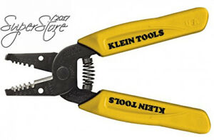 Klein Tools 11045 Wire Stripper cutter For 10 18 Awg Solid