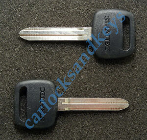 New 1996 2007 Toyota Rav4 Key Blanks Blank