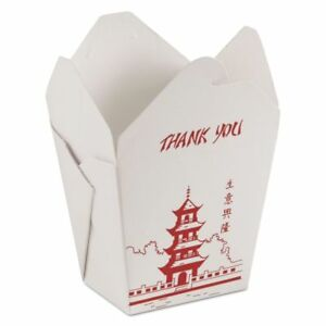 Gw Microwavable Chinese Takeout Food Boxes Gwp32fppmw