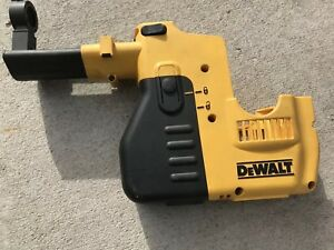 Dewalt Heavy duty Rotary Hammer Dust Extraction D25300d New