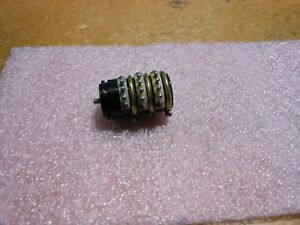 Waters Mfg Variable Resistor Wp7 8 159 1 Nsn 5905 00 972 8672 Wp7 8 159 1